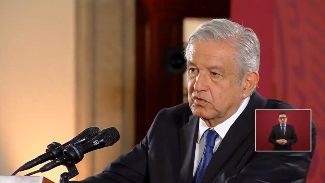 Foto: Andrés Manuel López Obrador, conferencia de prensa, 10 de octubre de 2019, Ciudad de México