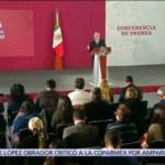 AMLO encabezará inicio de construcción del Aeropuerto de Santa Lucía