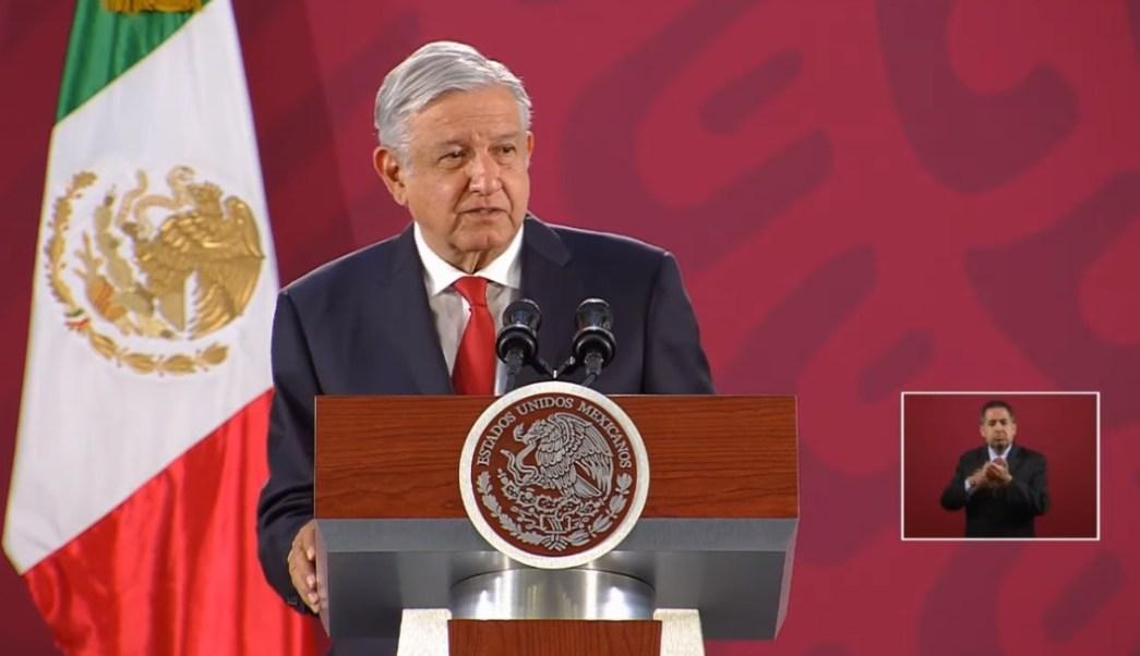 Foto: Andrés Manuel López Obrador, 7 de octubre de 2019, Ciudad de México