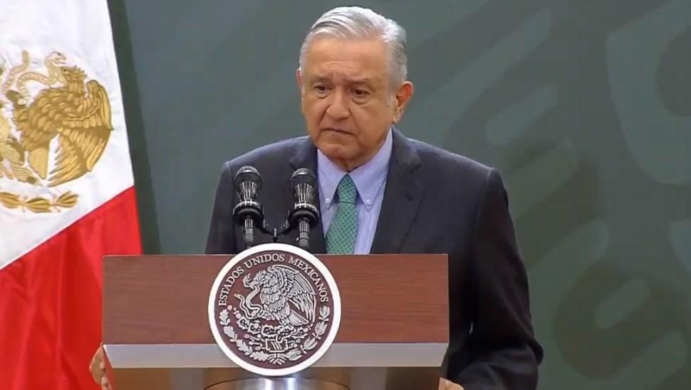 FOTO AMLO considera que renuncia de Medina Mora es para atender denuncias (YouTube)
