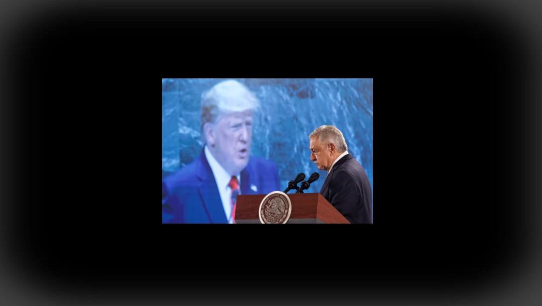 AMLO refrenda respeto entre naciones; destaca postura de Trump