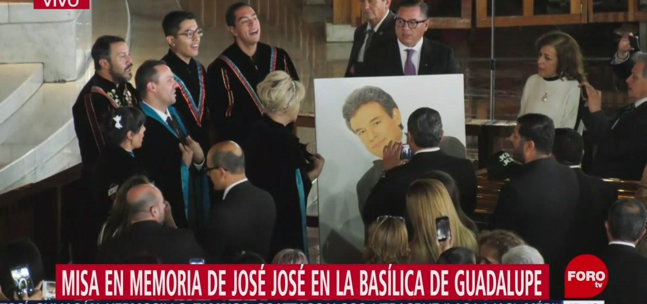 FOTO: Anel Sus Hijos Cantan José José