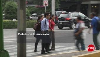 FOTO: Anorexia nerviosa distorsiona la imagen de las personas que lo padecen, 13 octubre 2019