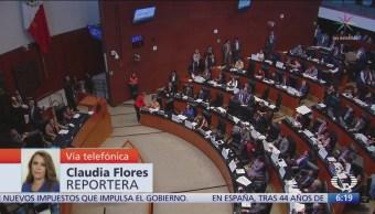 Aprueba Senado Ley de Ingresos de la Federación 2020