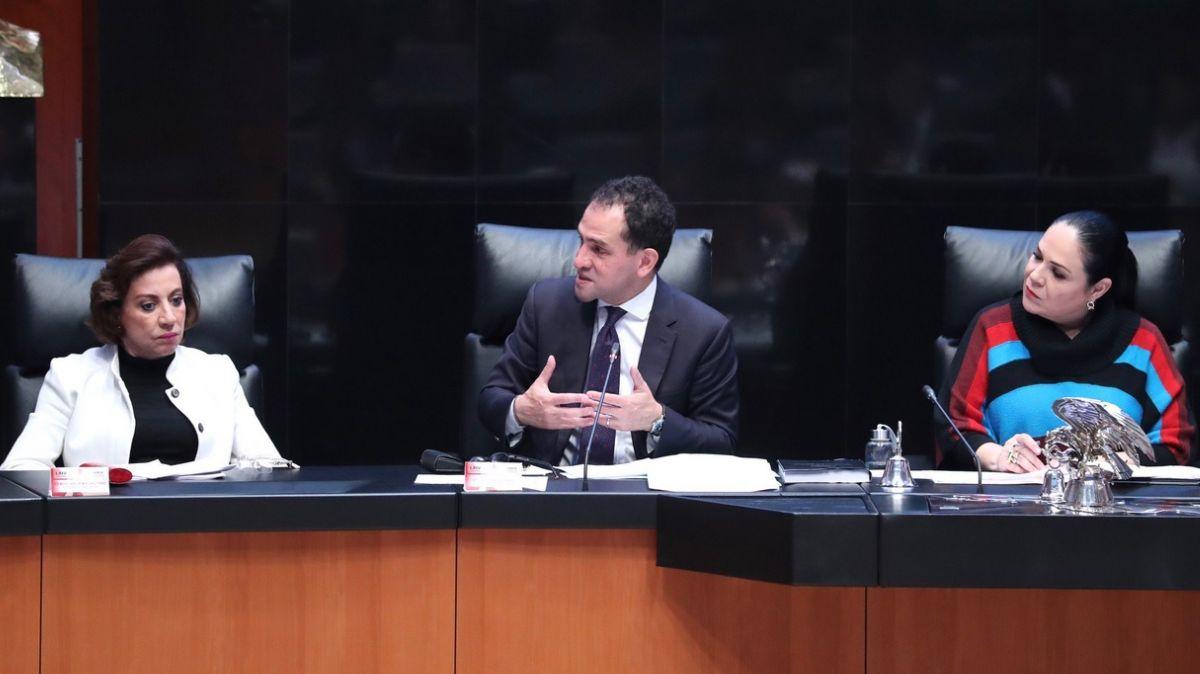 El secretario de Hacienda, Arturo Herrera