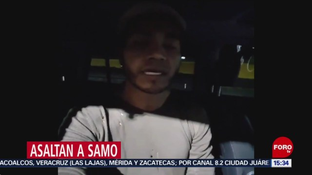 FOTO: Asaltan a Samo en carretera Puebla-Tlaxcala, 28 octubre 2019