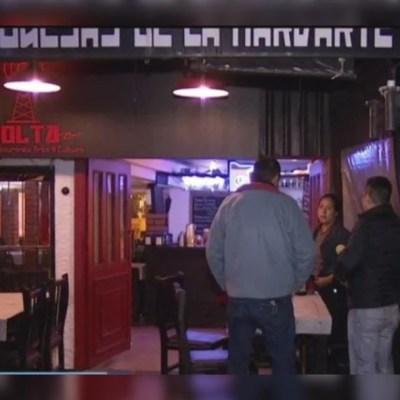 Asaltan un restaurante en la colonia Narvarte en la CDMX, no hay detenidos