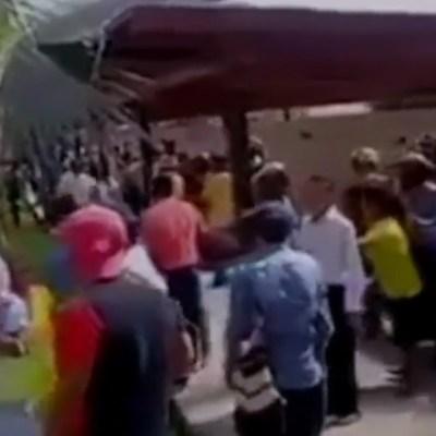 Riñas y confrontaciones, en asambleas distritales de Morena