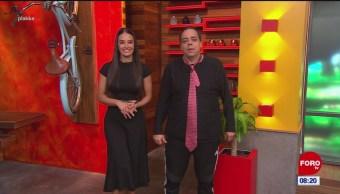 Así arranca Expreso de la Mañana con Esteban Arce del 17 de octubre del 2019