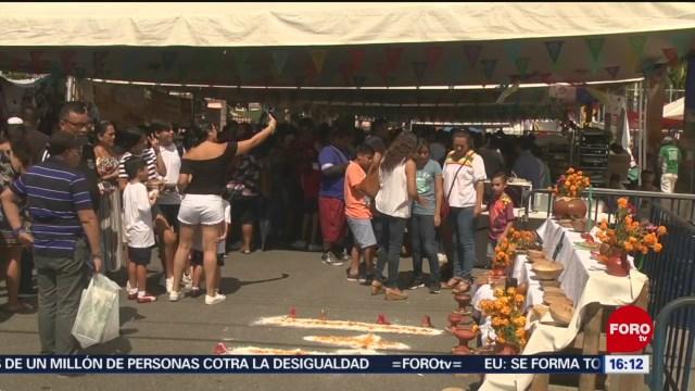 FOTO: Así se viven los festejos del Día de Muertos en Guerrero y Yucatán, 27 octubre 2019