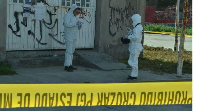 Ataque al alcalde de Valle de Chalco