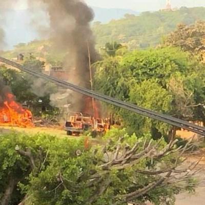 CJNG, detrás de emboscada a policías de Michoacán que dejó 13 muertos