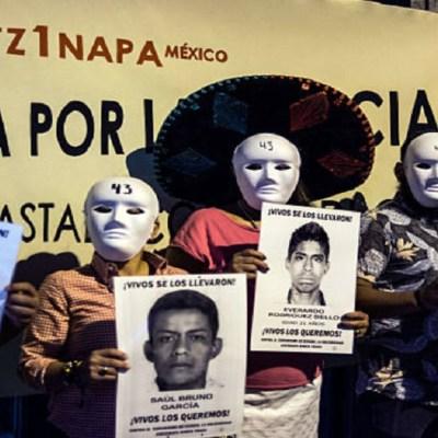 Caso Ayotzinapa: A cinco años solo quedan 64 detenidos de los 142 implicados