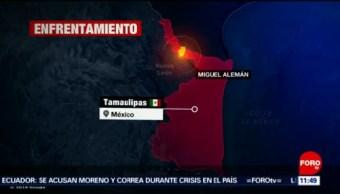 Balacera deja una persona muerta en Tamaulipas
