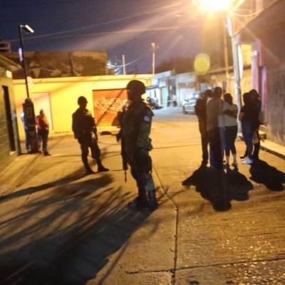 Matan a cinco hombres en bar de Salamanca