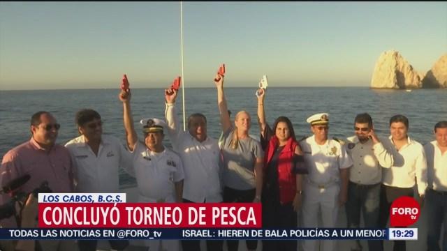 Foto: Bolsa Torneo Pesca Cabo San Lucas 28 Octubre 2019