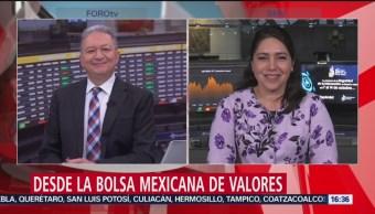 FOTO: Bolsa Mexicana Cae Por Temores Desaceleración Global