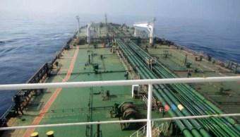 El petrolero iraní 'Sabity', 11 octubre 2019