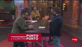 Foto: Felipe Calderón Conferencia Tec Monterrey 7 Octubre 2019