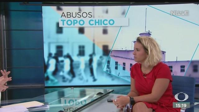 FOTO: Cierre Histórico Penal Topo Chico