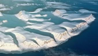 Foto: cloro radioactivo en la antartida. 20 Octubre 2019