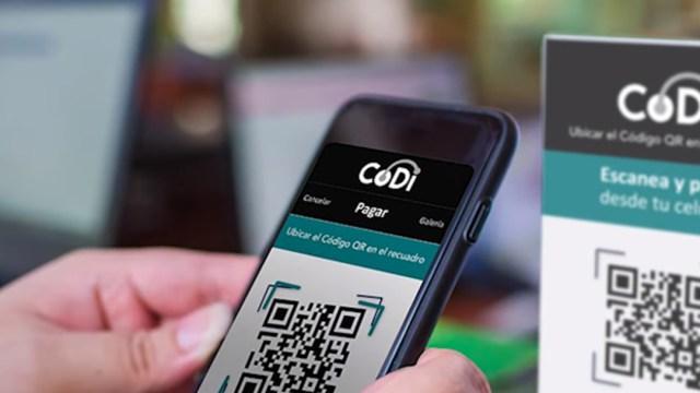 FOTO ¿Cómo convertir tu teléfono celular inteligente en forma de pago con CoDi? (Banxico)