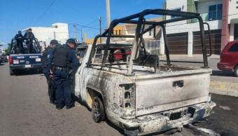 FOTO Cómo fue el operativo fallido contra Ovidio Guzmán en Culiacán (EFE)