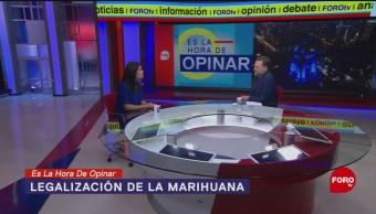 Foto: Congreso Demora Regulación Marihuana 15 Octubre 2019