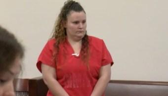 Foto Condenan a exniñera que abuso del menor que cuidaba