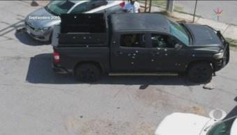 Foto: Ejecuciones Extrajudiciales Nuevo Laredo Tamaulipas Confirmado 25 Octubre 2019