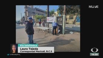 FOTO: Consulta sobre Ley Bonilla Baja California divide opiniones