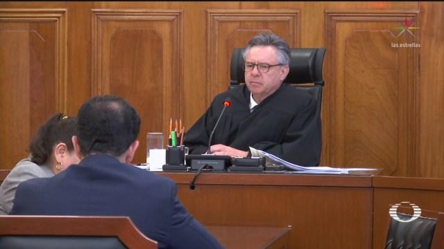 Foto: Incógnita Renuncia Ministro Eduardo Medina Mora 4 Octubre 2019