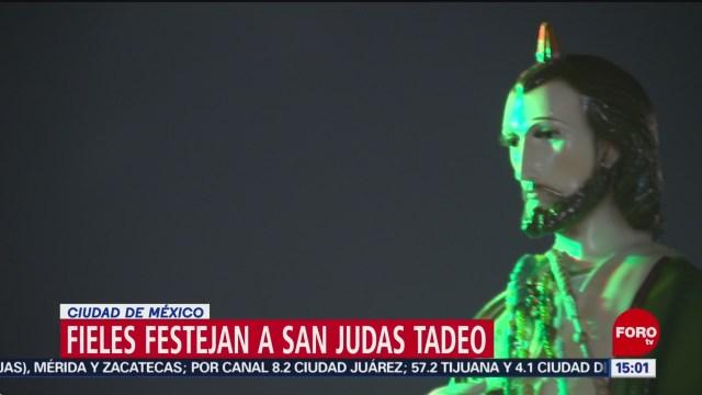 FOTO: Continúan afectaciones viales por festejos de San Judas Tadeo, 28 octubre 2019