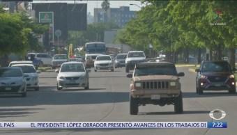 Control de daños tras balacera en Culiacán