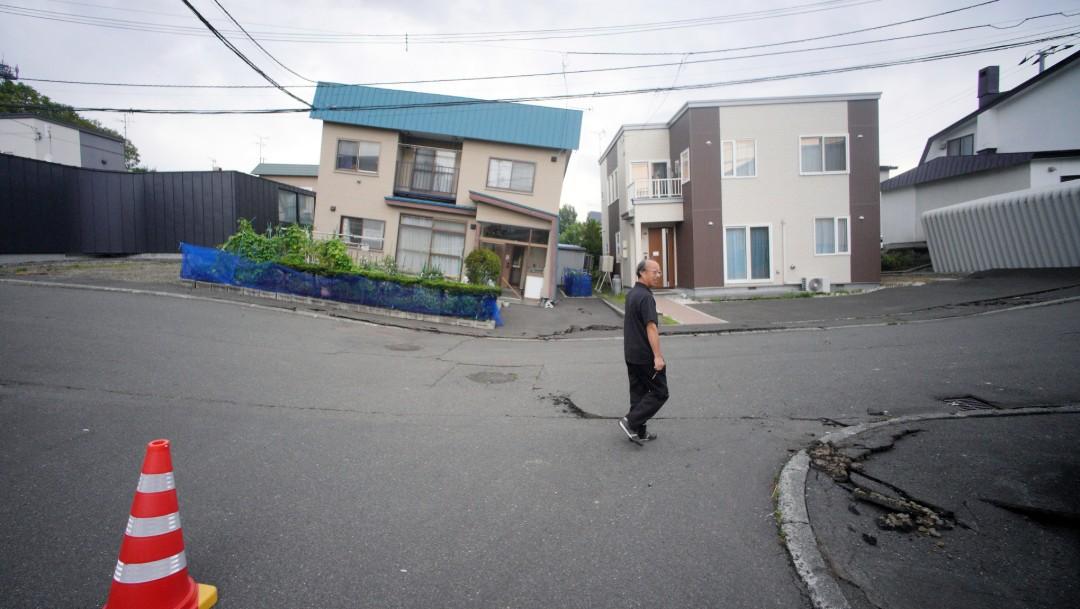 Foto: Crean en Japón aplicación que adelanta daños por sismo, 7 de septiembre de 2018