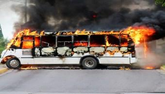 FOTO: Culiacán vivió un día violento tras varios enfrentamientos
