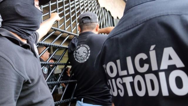 Foto: Un grupo de 26 personas, privadas de su libertad, fueron trasladadas a otro centro penitenciario