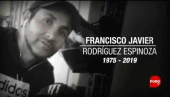 Foto: Javier Rodríguez Espinoza Woody Camarógrafo Televisa 18 Octubre 2019