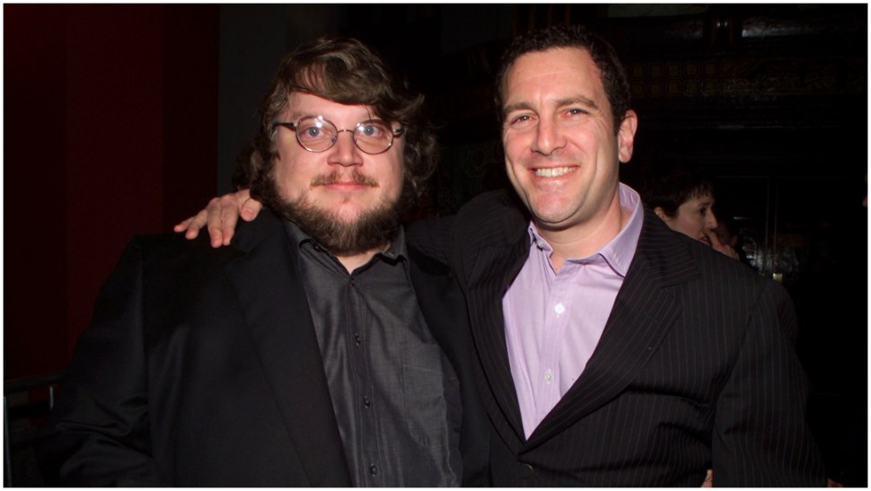 Imagen: Guillermo del Toro cuando hizo Blade II, 8 de octubre de 2019 (Getty Images)
