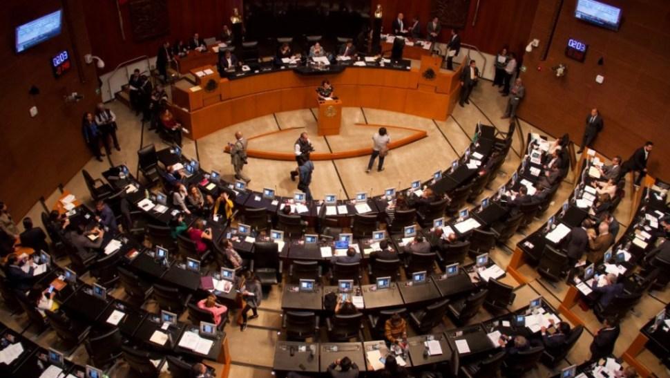 IMAGEN Desacuerdos en Senado impiden aprobar marco legal marihuana