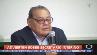 Descalifican la elección de Manuel Limón como líder del sindicato petrolero