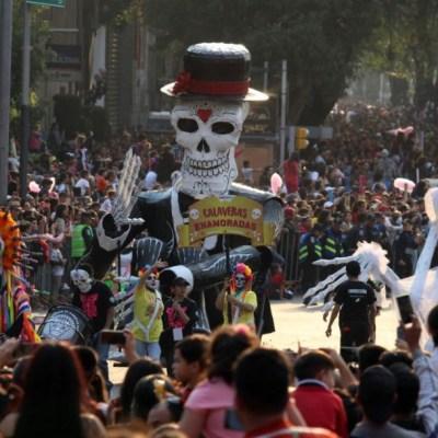 ¿Cuáles y cuándo son las celebraciones por el Día de Muertos?