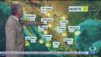 Despierta con Tiempo: Clima seco en el centro del país
