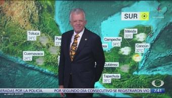 Despierta con Tiempo: Se esperan lluvias fuertes en Valle de México