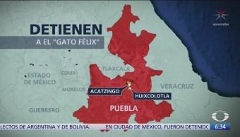 Detienen a 'El Gato Félix', que realizaba asaltos masivos contra panaderos