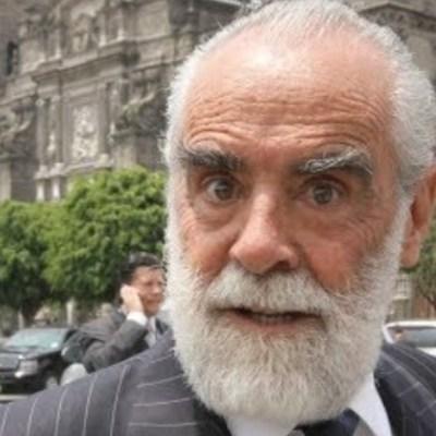 AMLO: Correcto que Fernández de Cevallos admitiera adeudo predial