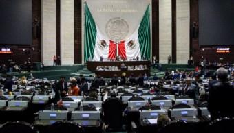 Foto: El dictamen de las comisiones unidas de Presupuesto y Cuenta Pública y Hacienda y Crédito Público fue avalado por la mayoría de Morena y sus aliados, el PT y el Partido Verde, 8 de octubre de 2019 (Mario Jasso /Cuartoscuro.com)
