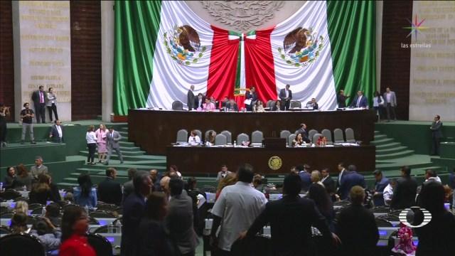 Foto: Diputados Aprueban Reforma Eliminar Fuero Presidente 29 Octubre 2019