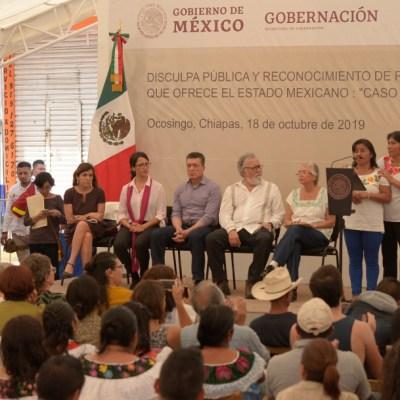 Gobierno de México ofrece disculpas a indígenas violadas por militares