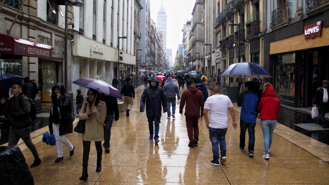lluvia cdmx